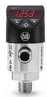 Датчики давления 836P-D2GBGB14PA-D4 Allen Bradley Gauge Pressure Sensor, IO-Link, 9.99bar Max Pressure Reading , 15 → 35 V dc, G1/2, IP65, IP67