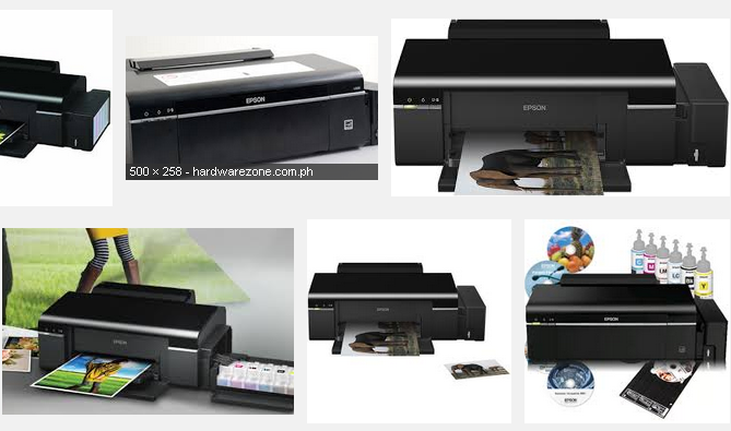 Принтер Epson Inkjet Photo L805 с оригинальной СНПЧ